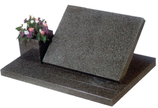 Tablet with Side Vase